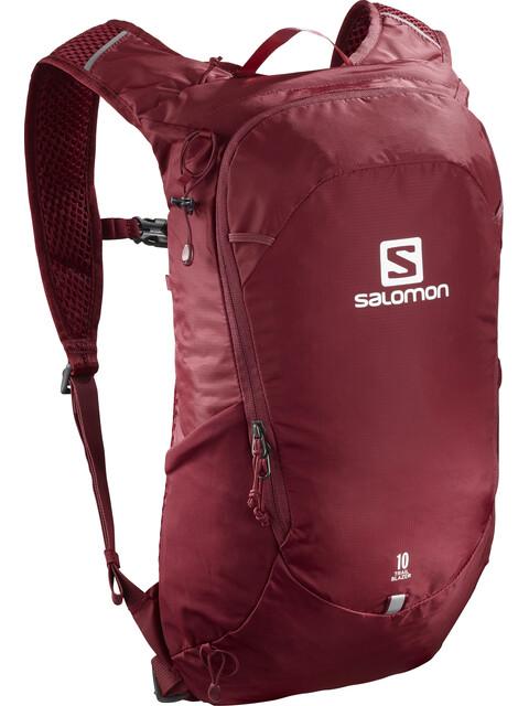Salomon Trailblazer 10 biking red/ebony